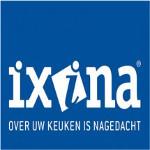 Ixina keuken logo